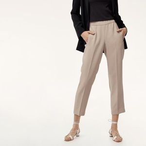 ARITZIA / WILFRED / TAUPE DARONTAL PANT